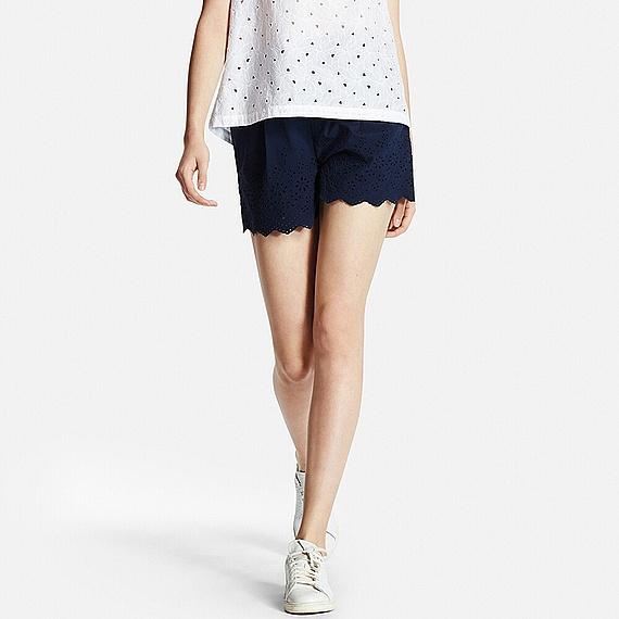 スタイル選び放題!ユニクロのショートパンツで夏のおしゃれコーデのサムネイル画像