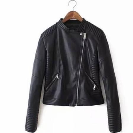 スリムにカッコよく着こなしたい、本革レザージャケットはコレ!のサムネイル画像