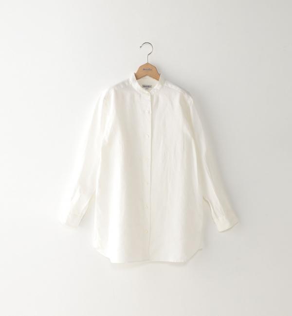 夏のコーデに絶対使える、マストアイテムの麻のシャツ持ってますか?のサムネイル画像