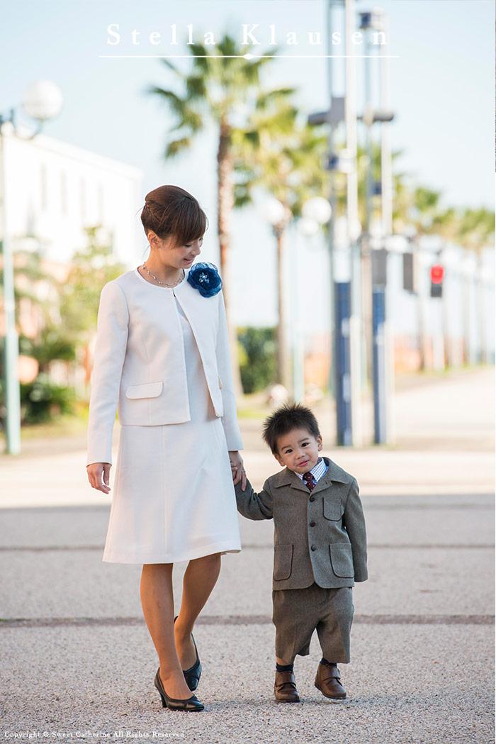 入学式は爽やかな白スーツが大人気♡レディースの白スーツまとめのサムネイル画像