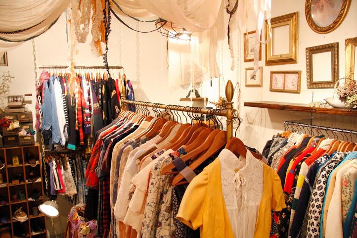 【古着の掘り出し物を探そう♪古着はオンラインショップで買える!】のサムネイル画像