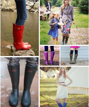 イギリス発'ジュールズ'の可愛すぎるレインブーツ人気ランキング☆のサムネイル画像