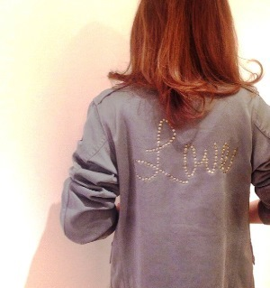 季節の端境期はミリタリージャケットの着こなしをチェック☆のサムネイル画像