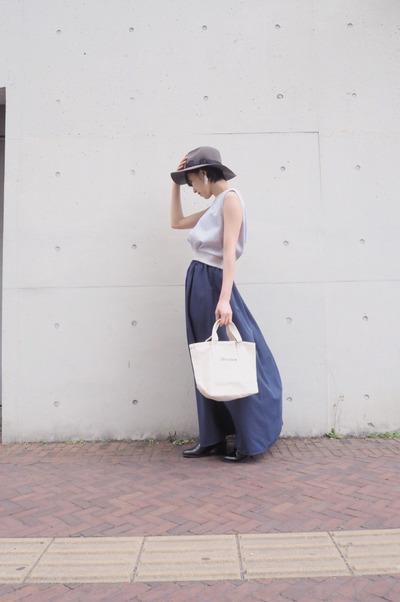 必見♡夏のコーデはロングスカートで決まり♡オシャレに過ごそう♡のサムネイル画像