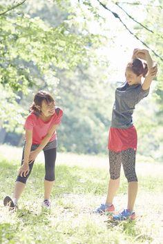ランニング女子デビュー☆スポーツ女子おすすめランニングTシャツ♡のサムネイル画像