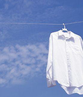 ワイシャツのクリーニング!お悩み解決!頻度やシミの対処法をご紹介のサムネイル画像