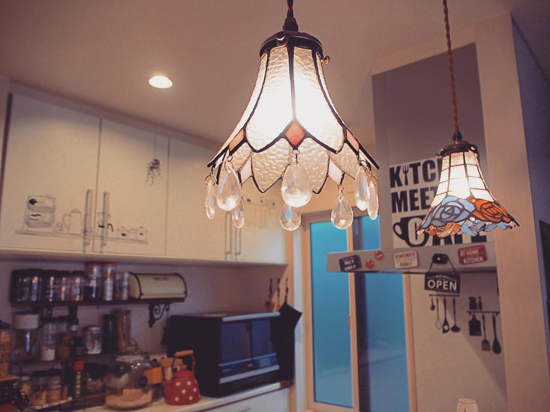 【お部屋を素敵ムードに♪】照明をペンダントランプに変えてみませんか?のサムネイル画像