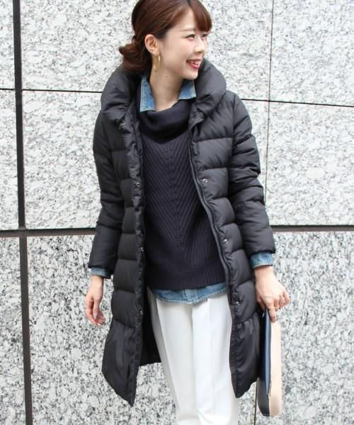 冬の定番アイテムダウンコート☆いろいろなおすすめ商品を紹介!のサムネイル画像