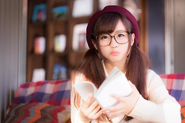 眼鏡をかけると目が小さくなる…何か解決法はありませんか~!?のサムネイル画像