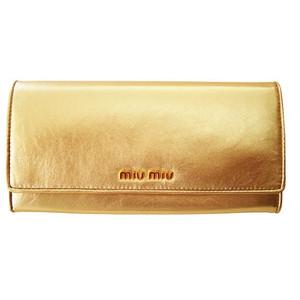 【金運アップ】ゴールドのお財布でお金持ちになれるかも!?のサムネイル画像