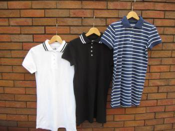 大きいサイズのポロシャツで簡単にタッキースタイルに挑戦!♡のサムネイル画像