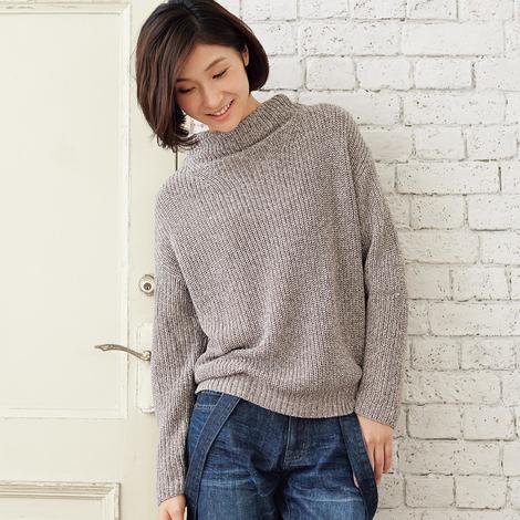 これで伸び縮みの不安も解消!お気に入りのセーターを洗濯。のサムネイル画像