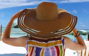 ムレ&かぶり跡から解放♪ 大きいサイズの帽子で快適ママコーデのサムネイル画像