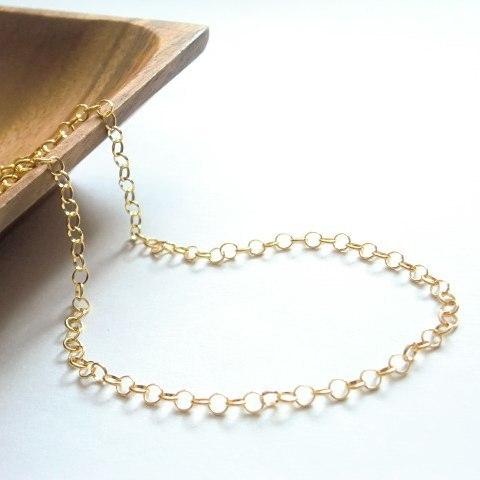 たくさんあるネックレスのチェーンの種類、いくつ知っていますか?のサムネイル画像