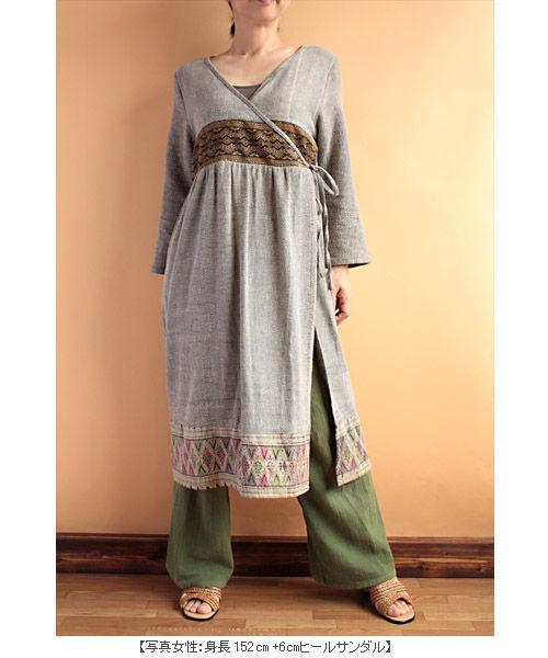 アジアン風の服で、いつもとは違う自分を出そう。アジアン服まとめ☆のサムネイル画像
