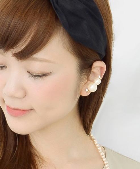 耳元オシャレで綺麗に♪ピアスの付け方で変えるあなたの印象☆のサムネイル画像