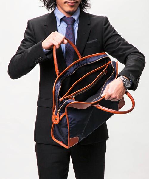 スーツに合わせればビシッと決まる!おススメのビジネス鞄を紹介のサムネイル画像