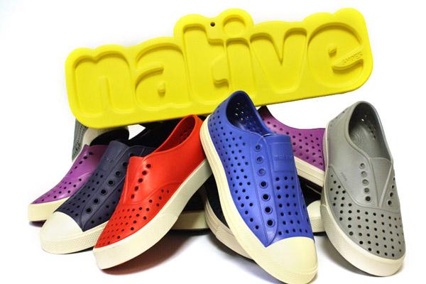 とっても楽ちん♪一度履いたら手放せないnativeの靴まとめ☆のサムネイル画像