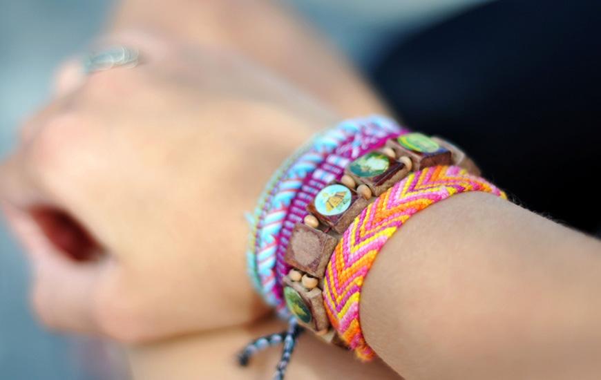 ミサンガ何本持ってますか?色の意味や作り方などご紹介します。のサムネイル画像