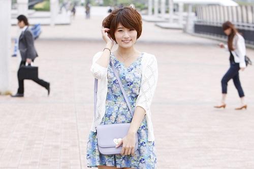 コーデを参考に♡女性らしい服装は一段と魅力あふれる印象になる♡のサムネイル画像