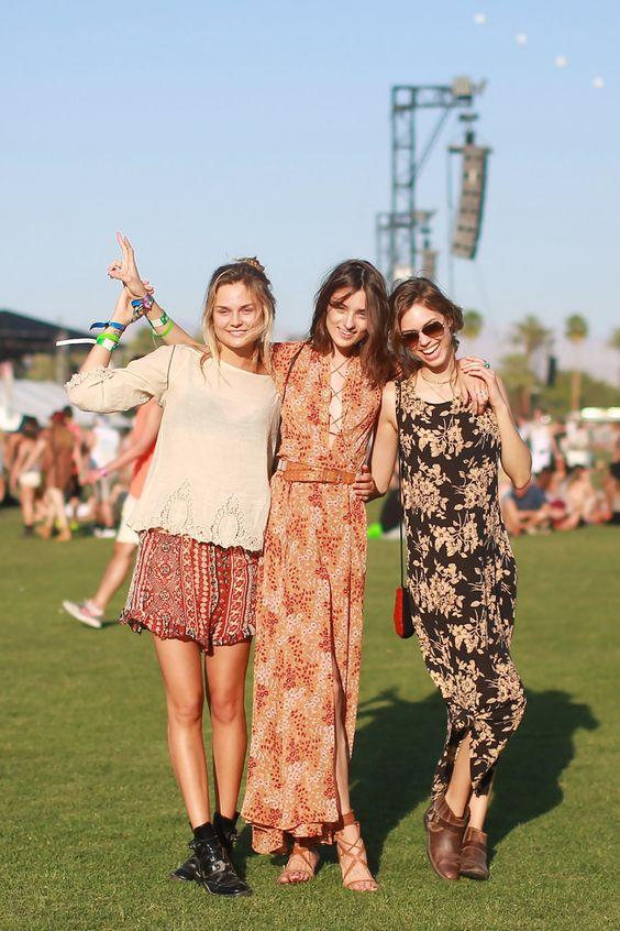 【フェスの服装】夏の音楽フェスのファッションはこれで気まり♡のサムネイル画像