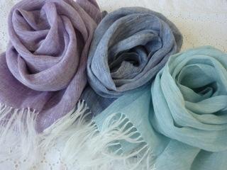 簡単なストールの作り方!好きな布で、好きなサイズで作れる!のサムネイル画像