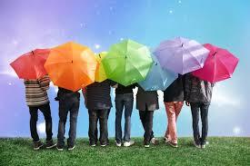 雨の日だって楽しむ♪リボン付きの可愛いレインブーツで♪♪のサムネイル画像