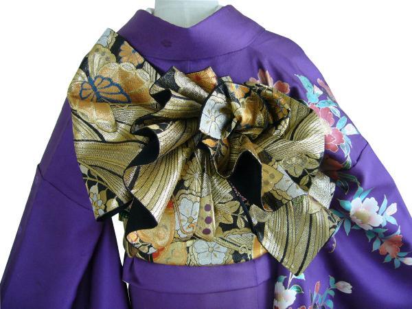着物の帯の結び方ってどうやるの?浴衣やおしゃれ着などの着物を解説のサムネイル画像
