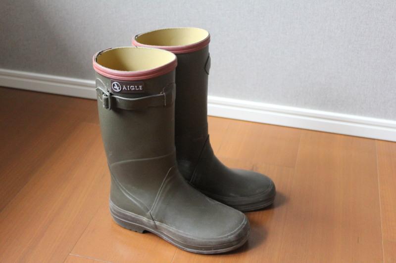 AIGLEのレインブーツは、梅雨コーデも大人可愛くしてくれる!のサムネイル画像