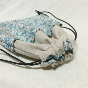 ハンドメイド初心者にオススメ!簡単可愛い巾着バッグの作り方のサムネイル画像