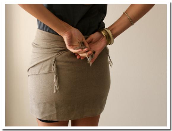 初心者でも簡単!巻きスカート(ラップスカート)の作り方をご紹介のサムネイル画像