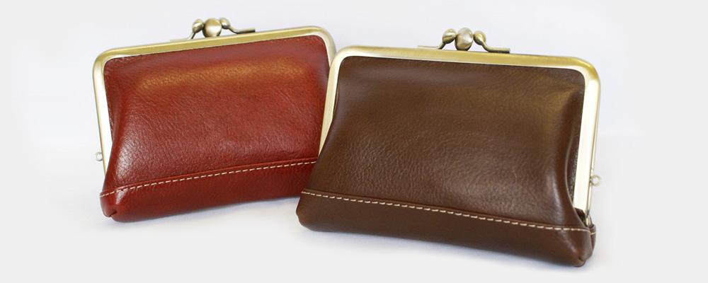 大人の女性になりたいなら…♡革のがま口財布がやっぱり可愛い♡のサムネイル画像