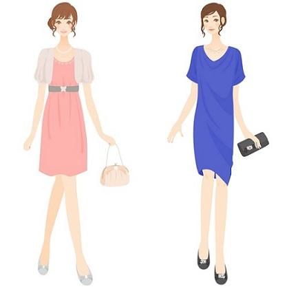 結婚式に着ていく服装で悩んでいる女性必見!!服装マナーのまとめ☆のサムネイル画像