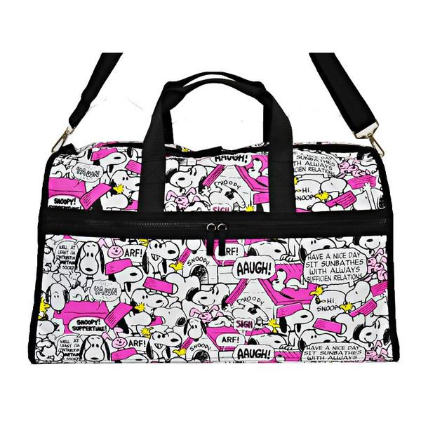 修学旅行にボストンバッグを探す女子に必見!可愛くキュートで機能的のサムネイル画像