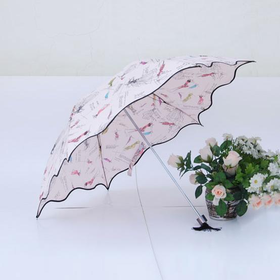 雨の日も安心!軽量で丈夫な折りたたみ傘で楽しくお出かけしよう☆のサムネイル画像