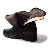 オシャレな女子は足元から♡レディース本革ブーツコーデ♪♪のサムネイル画像