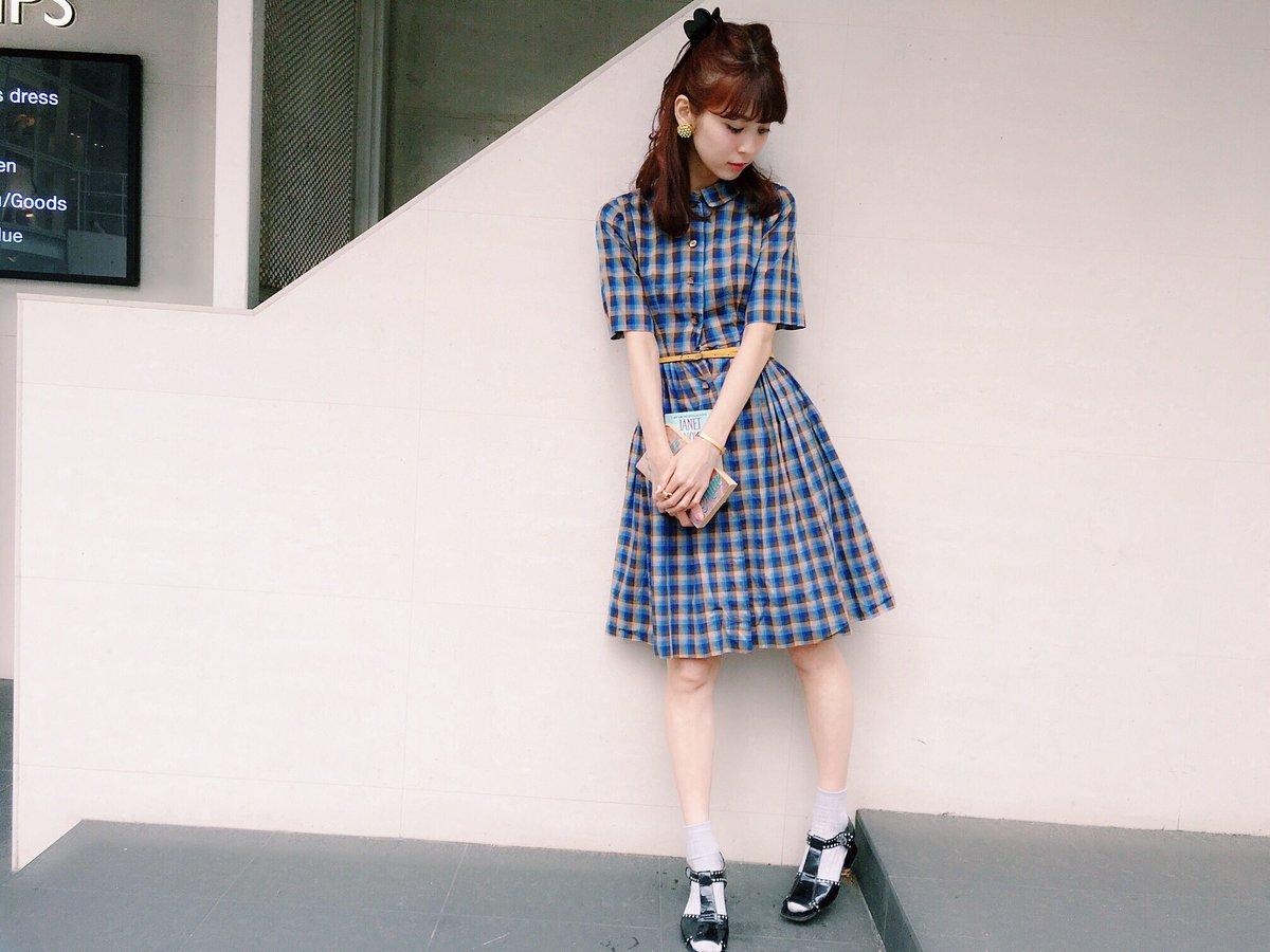 ワンピースを前開きしてコーデする♡ファッションを楽しもう♡のサムネイル画像