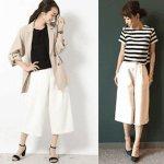 女性に人気のファッションアイテム パンツ おすすすめブランドのサムネイル画像