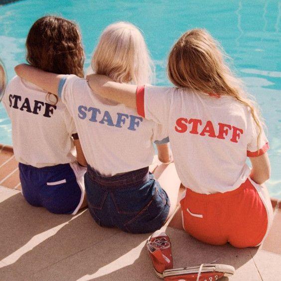【レディースおしゃれtシャツ】大人女子も夏はやっぱりtシャツコーデのサムネイル画像