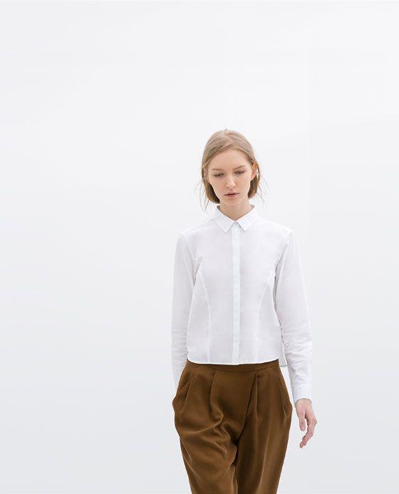 白いシャツで爽やかな清潔感あふれるコーデを海外から学ぼう!のサムネイル画像