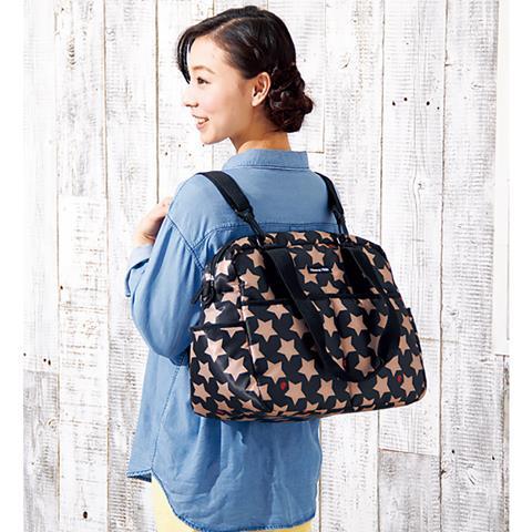 ママの必需品!3wayマザーズバッグでお出かけをラクちんにしよう!のサムネイル画像