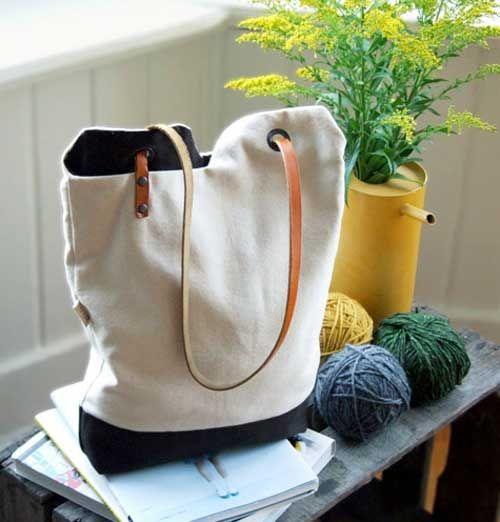 丈夫で便利な布バッグ。手作りからブランドまでご紹介します。のサムネイル画像