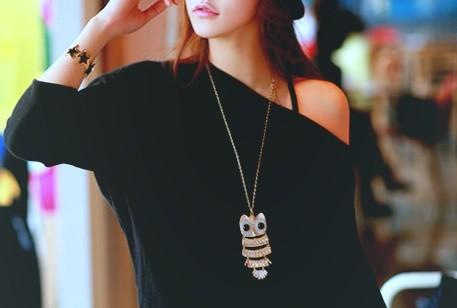 全部欲しい!首元を美しく見せてくれるかわいいネックレスたちのサムネイル画像