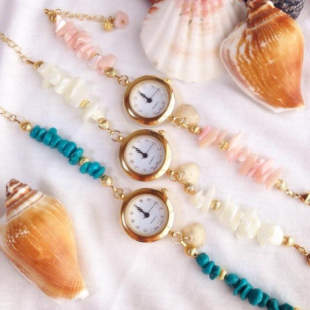 できるイマドキ女子の腕には【大人可愛い腕時計】がキラリ! のサムネイル画像
