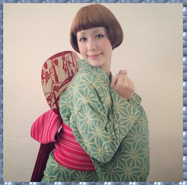 褒められたいなら何色ゆかた?『緑色』で和風美人な着こなしをのサムネイル画像