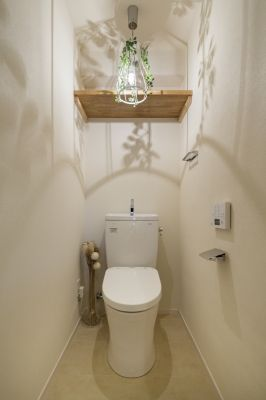 トイレこそおしゃれに個室空間を自分色にするトイレコーディネート