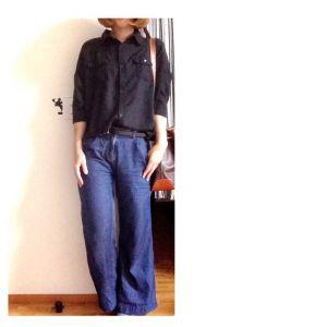 しまむらのジーンズはかなり使える!機能性もデザインも抜群!の画像